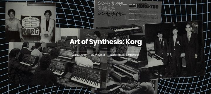 Sintetizadores Korg