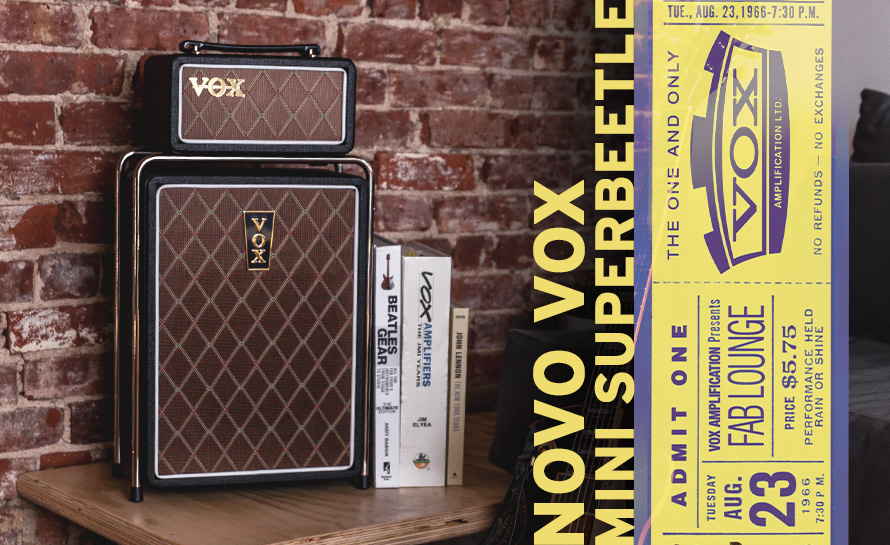 Novo Vox Mini Superbeetle