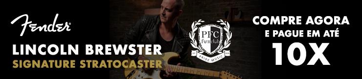 Compre Agora - Fender Lincoln Brewster