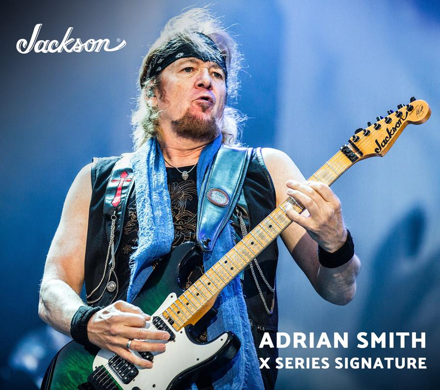 Jackson Adrian Smith Signature