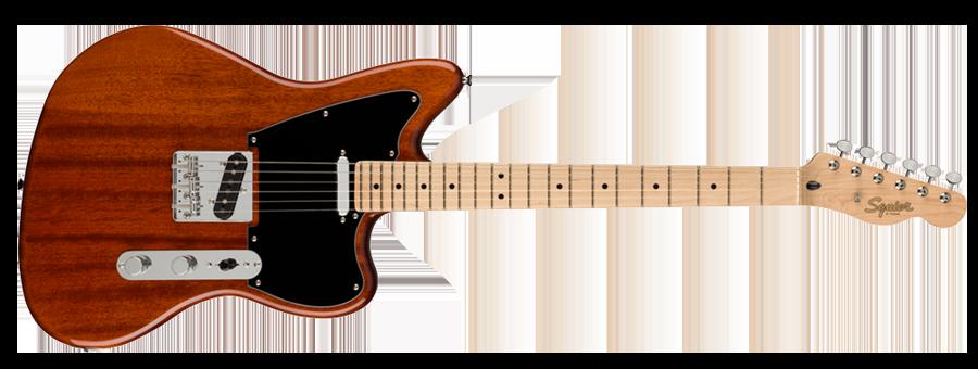 Lançamento Fender Squier Paranormal Telecaster Offset
