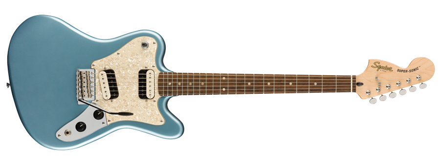 Lançamento Fender Squier Paranormal Supersonic