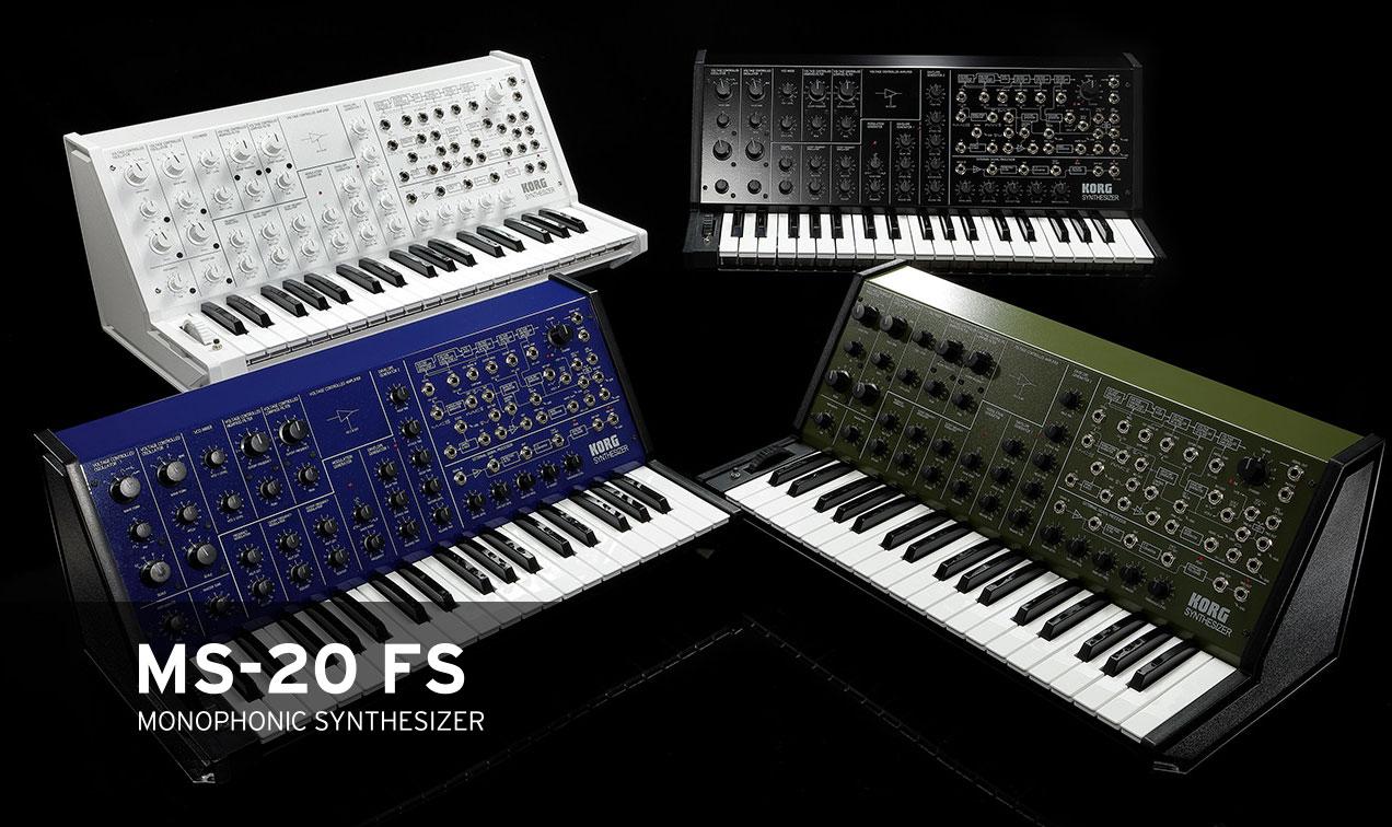 KORG MS20-FS