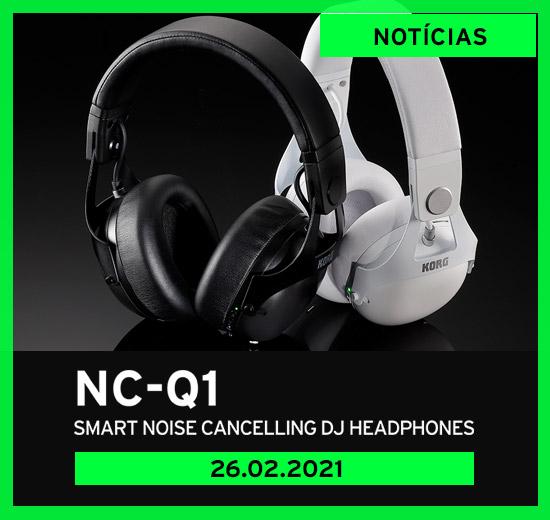 NC-Q1 Headphones
